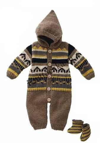 узоры для вязания одежды новорожденным