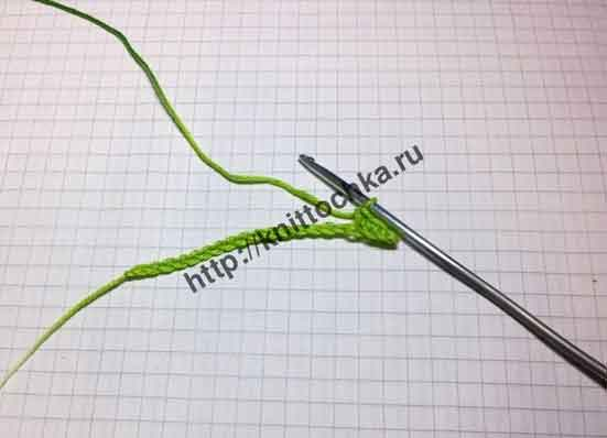 листок с дырочками пошаговая инструкция
