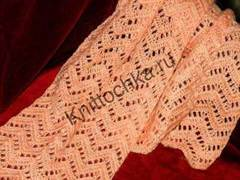 схемы афганского вязания
