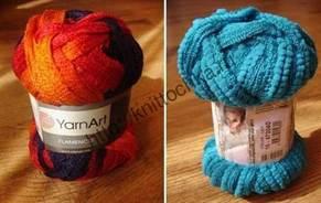 Ажурное сетчатое вязание