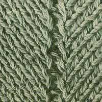 разновидности вязания реглана от горловины