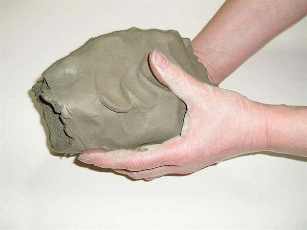 Глина для лепки своими руками