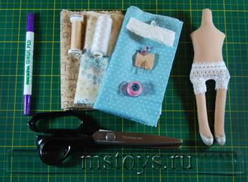 Как кукле сшить юбку для куклы