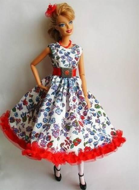 мода платье в клетку фото