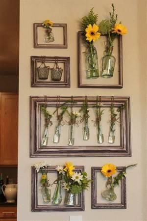 Рамки для фото на кухню своими руками 214