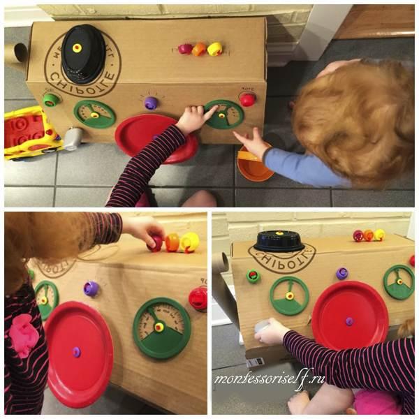 своими для материалов детей машины подручных из руками
