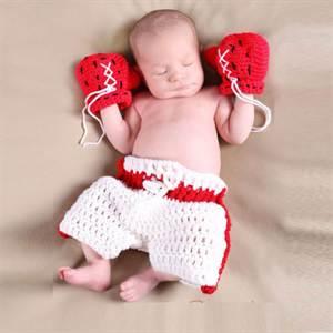 Царапки для новорожденных своими руками