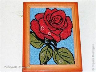 Схемы плетения бисером, цветы и деревья из бисера, игрушки 32