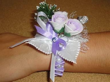 Схемы цветов с ленточек своими руками