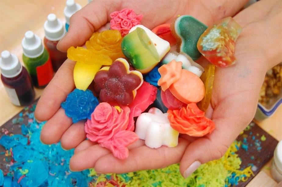 Как сварить мыло в домашних условиях из обмылков