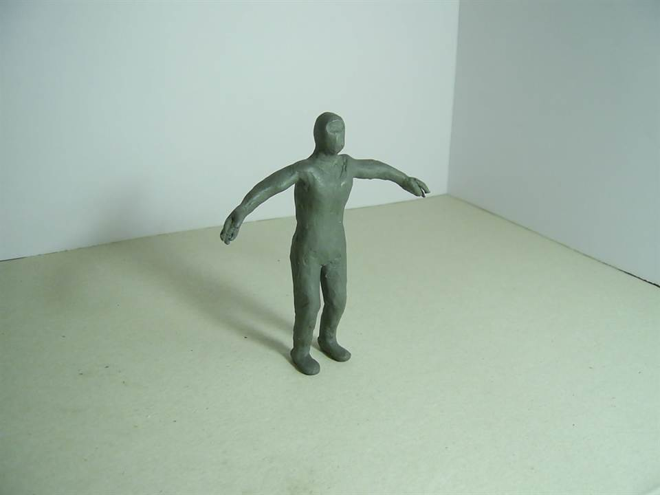 Скульптура из пластилина своими руками поэтапно 24