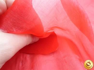 Как сделать мак из ткани своими руками