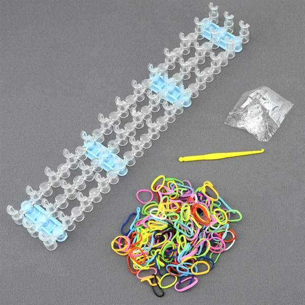 Резинки для плетения браслетов на станке фото 68