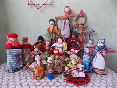 Изготовление кукол своими руками мастер-класс
