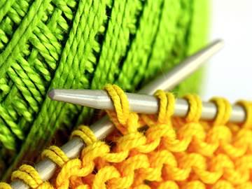 Клубок вязание на спицах для детей 476
