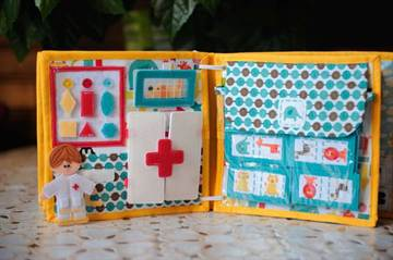 Картинки книжек сделанных своими руками