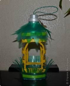 Из 5 литровых пластиковых бутылок своими руками фото 295