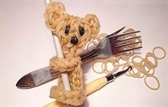 Плетение из резинок коал