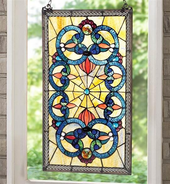 Los dibujos para los vitrales de vidrio para principiantes