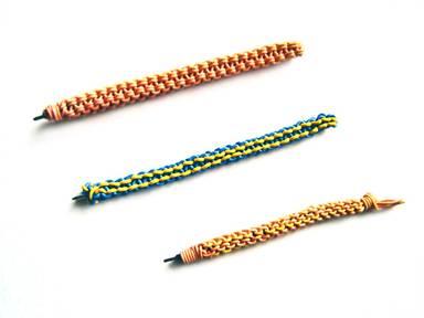 Плетения проводами