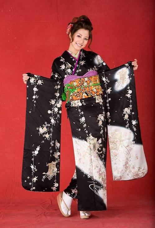 105Сшить японское кимоно