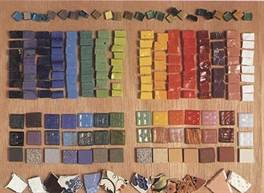 Из чего изготовить мозаику своими руками