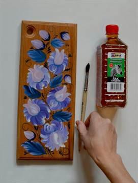 Какими красками рисовать по мебели