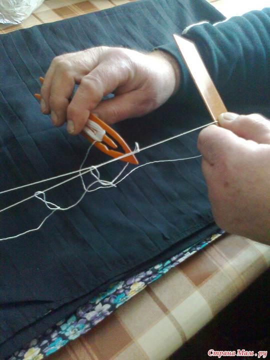 Как сделать сетка для рыбалку