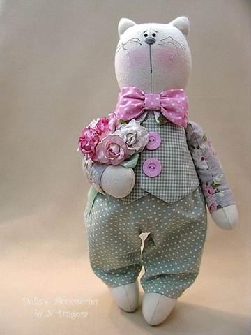 Кукла мастер класс своими руками выкройки фото 59