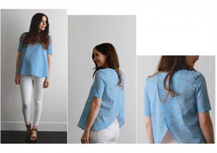 430bb871f2df Одежда для беременных своими руками на лето  модели с фото и видео