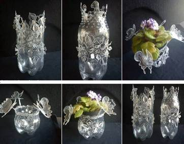 Сувениры своими руками из пластиковых бутылок