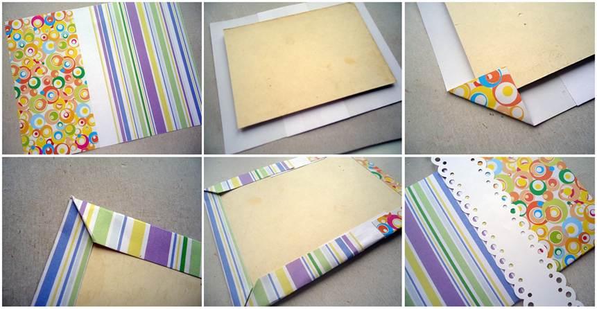 Как сделать скрапбукинг дневник своими руками