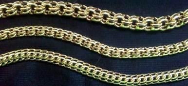 Якорное плетение