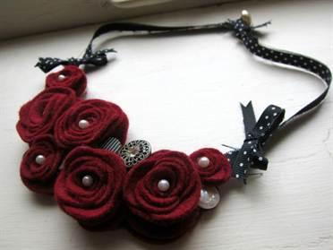 Ожерелье своими руками мастер класс 38