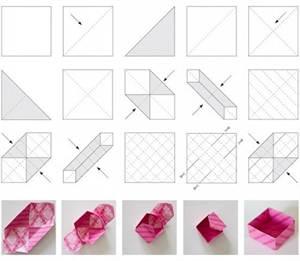Как сделать маленькие коробки из картона