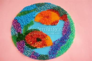 Схемы плетения бисером, цветы и деревья из бисера, игрушки 23