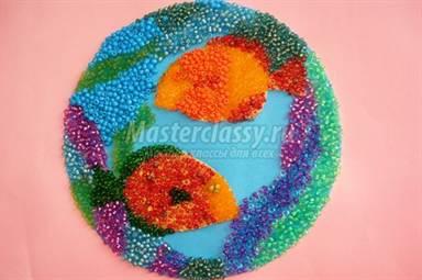 Схемы плетения бисером, цветы и деревья из бисера, игрушки 4
