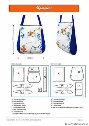 Выкройки сумок из джинсовой ткани модели и схемы