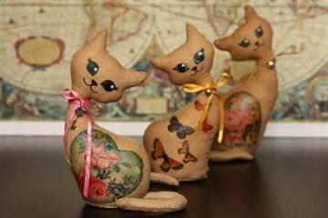 Кофейные котики своими руками фото 485