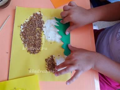 Поделки для детского сада на тему грибы 71