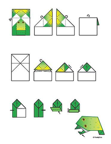 Оригами схемы примеры