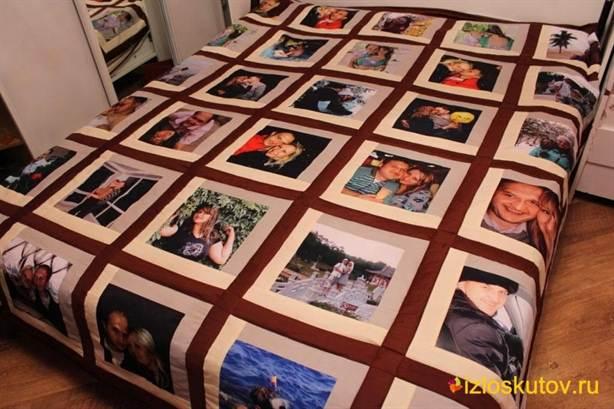 Одеяло из лоскутков своими руками с фотографиями