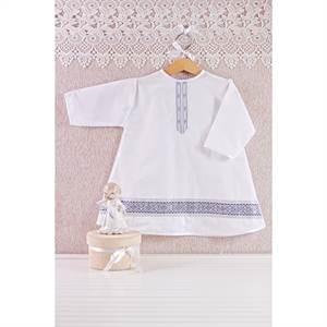 Сшить крестильную рубашку для мальчика своими руками фото 846