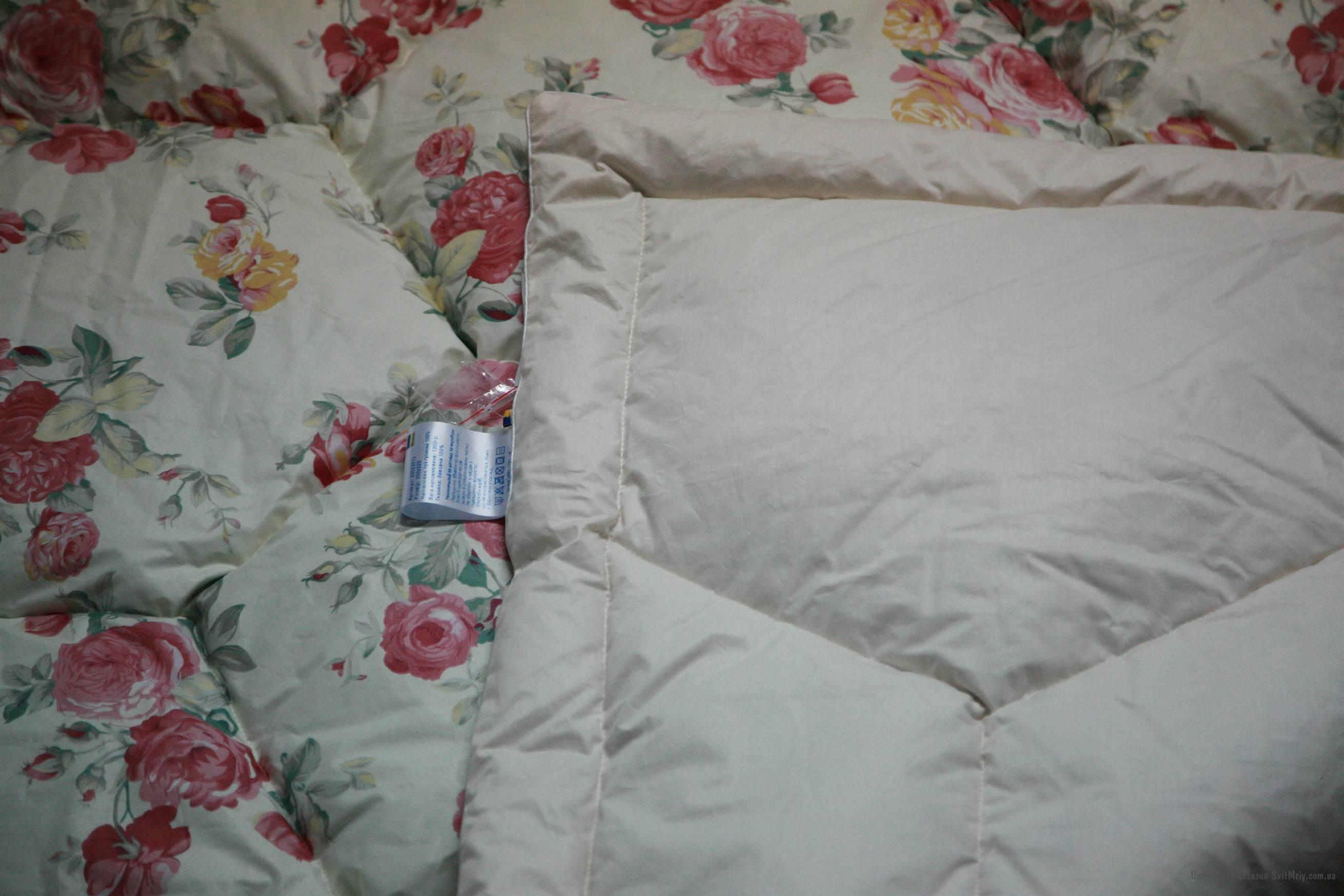 Как сшить из пуха одеяло 31