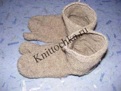 Как зародилось вязание