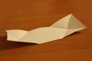 Из гоночная машина оригами схема бумаги Машинки из