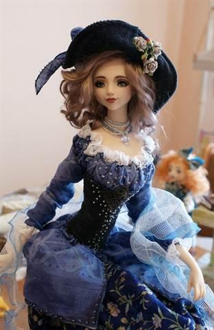 Как сделать куклу из глины своими руками фото 246