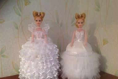 Кукла барби своими руками мастер класс