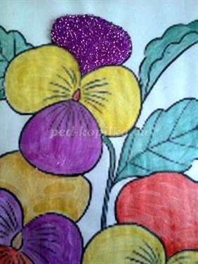 Схемы плетения бисером, цветы и деревья из бисера, игрушки 92