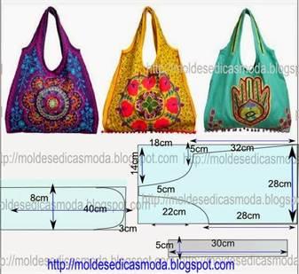 Пляжные сумки своими руками мастер фото 752